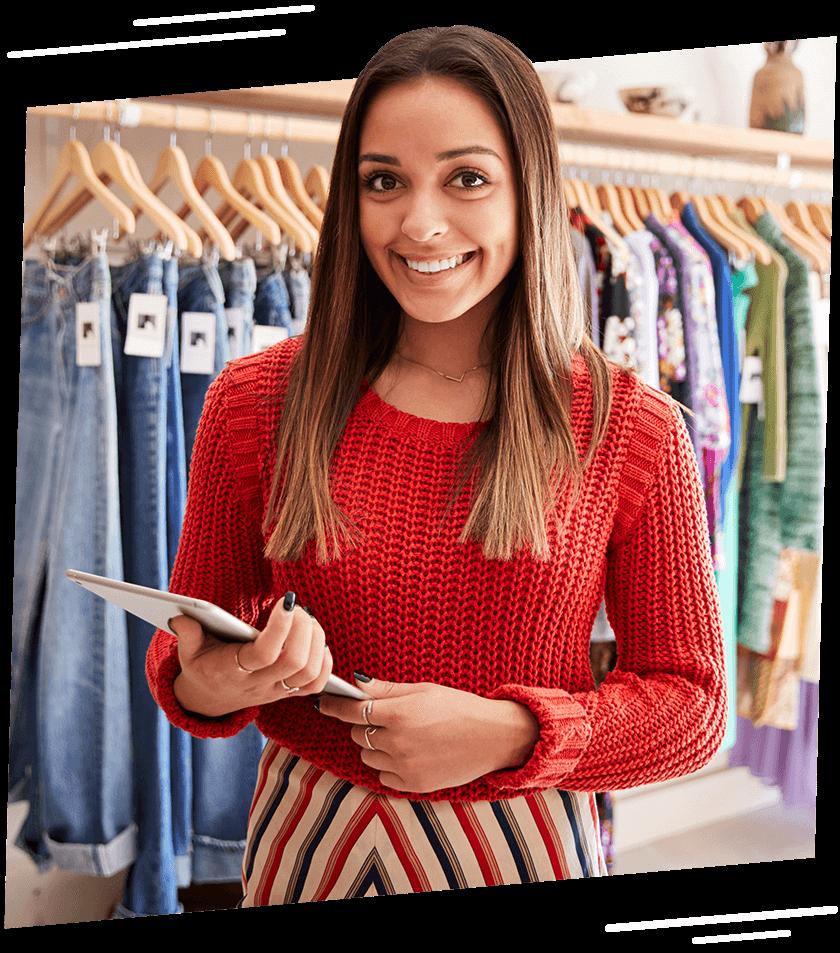 Haz crecer tu negocio con el crédito pyme más sencillo de México.